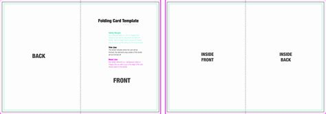 folding name card template how to create a custom user registration form in