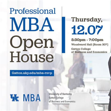 Unh Mba Open House by Christopher Carney Uknow