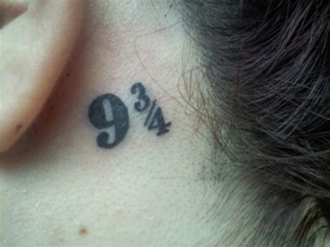 tattoo lettering behind the ear behind ear tattoo designs 7