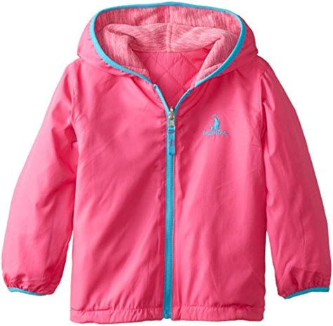 rugged reversible jacket rugged quilted fleece reversible jacket pink 5 6 apparel accessories