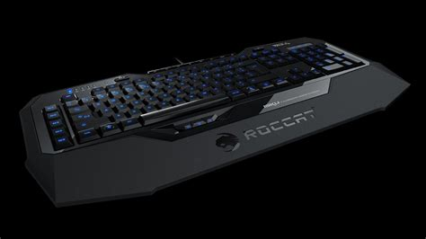 Roccat Isku Gaming Keyboard Roccat Isku Gaming Keyboard Review Custom Pc Review