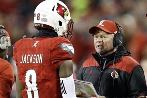 mark jackson qb the education of lamar jackson how louisville qb went