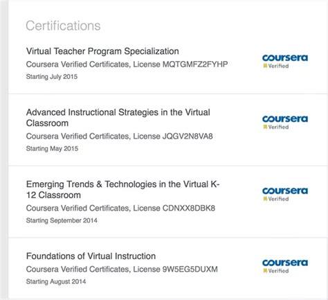 coursera courses on resume resume ideas