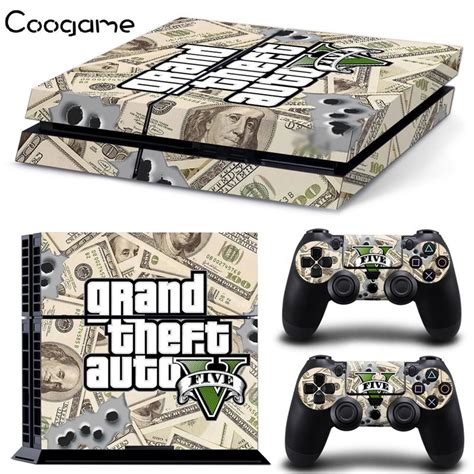 wann erscheint gta 5 für ps4 high clear for gta 5 cool stickers protector for sony ps4