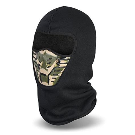 best balaclava for skiing vbiger balaclava ski mask windproof ski cap for skiing
