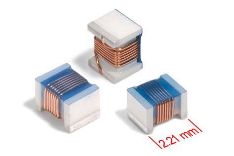 coilcraft wire wound inductor 0805hp ceramic chip inductors boast highest q in an 0805 package ceramic wire wound chip