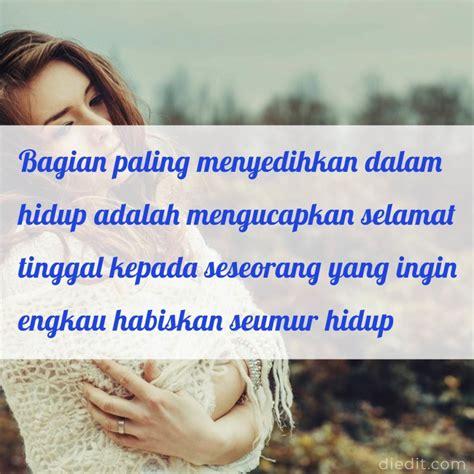 kata kata sedih menyentuh hati wanita  melow