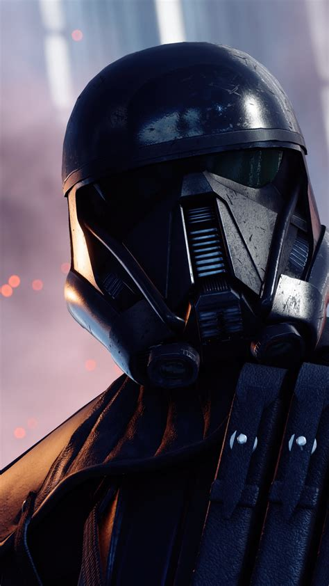 wallpaper death trooper star wars battlefront ii
