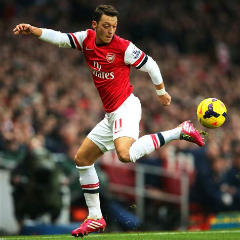 arsenal ozil why mesut ozil has only changed arsenal s mentality