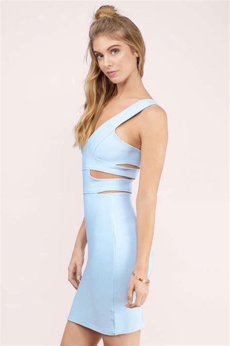 light purple bodycon dress light blue bodycon dress blue dress bandage dress 14 00
