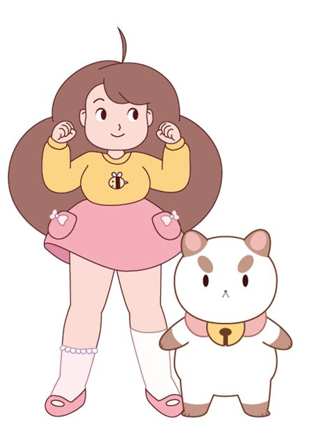 bee and puppy cat holy puppycats a new season of bee puppycat premieres this week nerdist