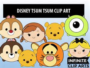 tsum tsum clipart free clipground