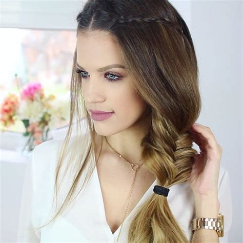 Easy Boho Hairstyles by All Hair Makeover 3 Easy Bohemian Styles