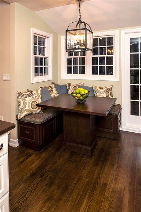 breakfast nook 24 kitchens with breakfast nooks