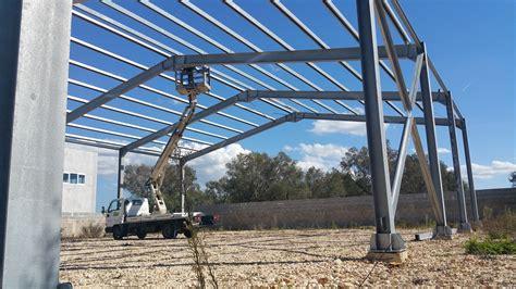 capannone metallico metallic structure capannoni metallici