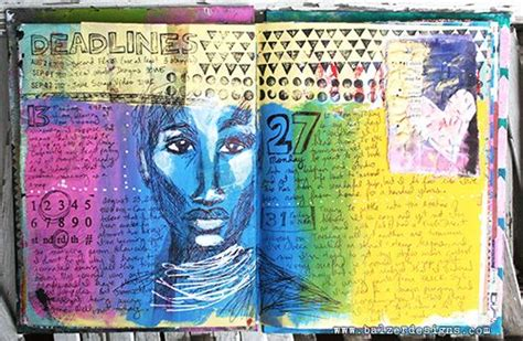 art design education journal balzer designs art journal every day new number sts