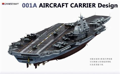 japanese catamaran aircraft carrier china s first domestic aircraft carrier the type 001a