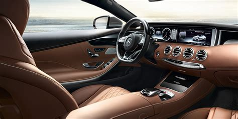 Mercedes S Class Interior by 2016 Mercedes S Class Coupe Review