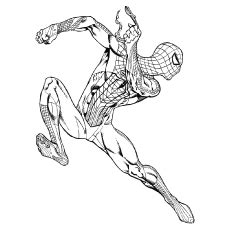spiderman halloween coloring page 88 spiderman coloring pages for free free printable