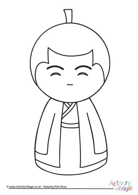 japanese boy coloring page 93 japanese boy coloring page japanese boy and girl