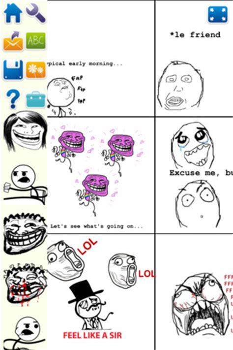 Meme Rage Generator - meme comic generator iphone image memes at relatably com