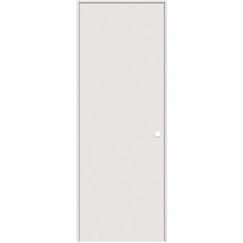 30 Inch Interior Door by Masonite Primed Hardboard Smooth Prehung Interior Door 30