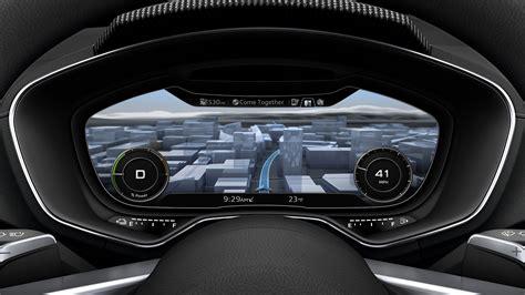 Audi Virtual Cockpit by Audi Virtual Cockpit Audi Mediaservices Espa 241 A