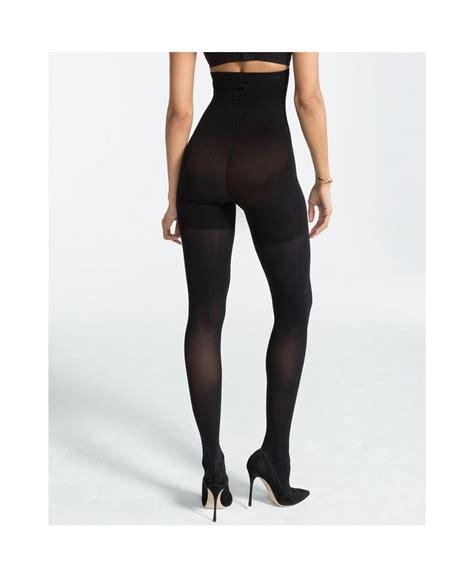 Shaper Tights spanx luxe leg high waisted 60 denier shaper tights