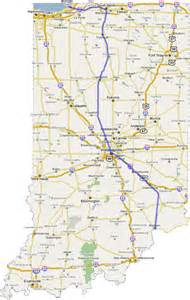 indiana road map image gallery indiana road map