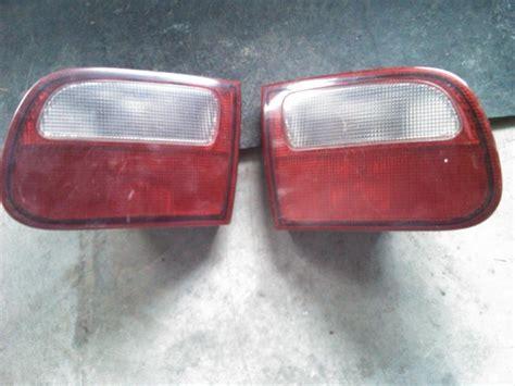 eg hatch clear tail lights for sale wtb eg hatch inner tail light honda tech honda forum