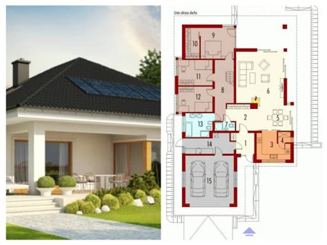 desain rumah 3 kamar mushola desain rumah 3 kamar tidur dengan denahnya dirumahku com