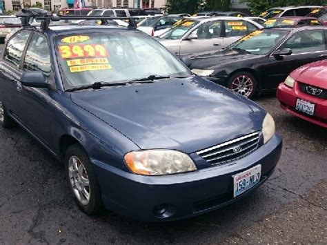 2002 Kia Spectra For Sale by 2002 Kia Spectra For Sale Carsforsale