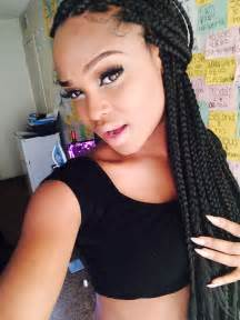 how many bags a hair for peotic jusitice braids box braids poetic justice youtube