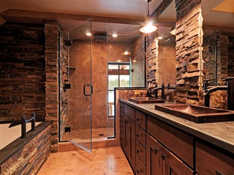 amazing and artistic bathroom designs from deviants rustic mobili in legno per arredare il bagno fotogallery donnaclick