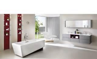 salle de bains sur mesure stucco grey arcos stucco
