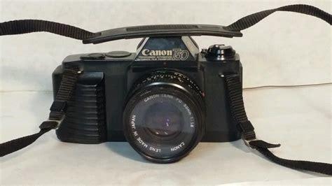 Canon T50 Kamera quot canon t50 quot 35mm canon 50mm lens canon 244t speedlite flash parts ebay