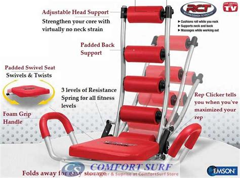 abs rocket twister work out sets for beginners ab rocket twister exercise slimming fitness gym equipment