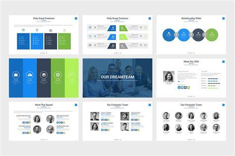 Enterprise Powerpoint Template By Slidefusion On Envato Elements Design Pinterest Design Envato Powerpoint Templates