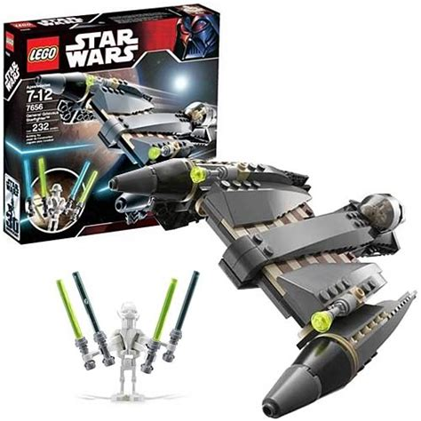 lego 7656 wars general grievous starfighter lego wars construction toys at