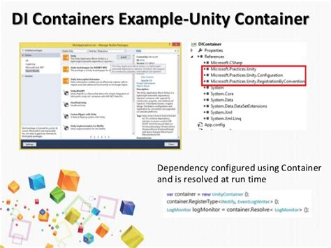 dependency injection and unit of work using castle windsor dependency injection and unit of work using castle windsor
