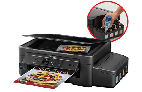 Printer Epson New epson s new ecotank printers enough ink for two years right out of the box 9to5toys