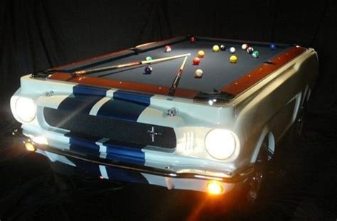 1969 camaro collectors edition pool table chevymall shoot some stick on the shelby 1965 gt350 pool table