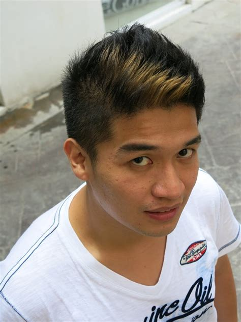 philippine artist hairstyle the rebellious footballer men s hairstyle pinoy guy guide