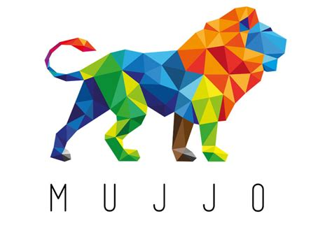 graphic design mujjo branding colour logos