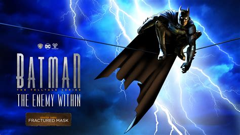 Within The batman the enemy within the telltale series on steam