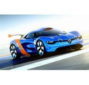 Renault Alpine Concept Car Wallpapers  HD