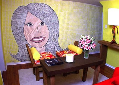 hildi santo tomas trading spaces live laugh decorate trading spaces wacky designs of