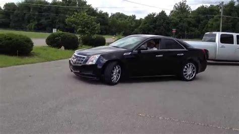 2010 cadillac cts 20 inch velocity v14 wheels
