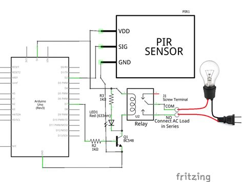 wiring diagram for motion detector light switch motion