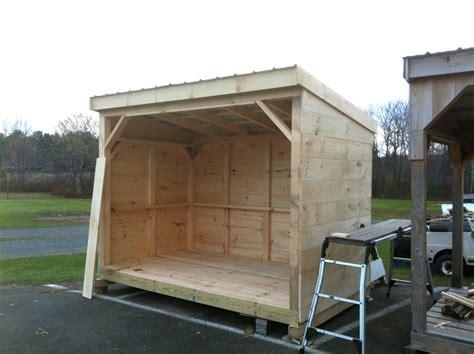 wood storage brimfield shed